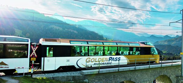GoldenPass Panoramic, Gstaad, Berner Oberland / GoldenPass Panor