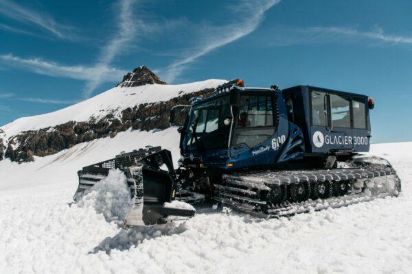 Glacier 3000, Raphaël Dupertuis